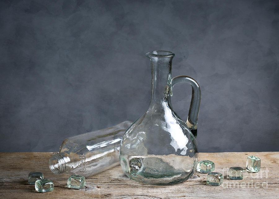 Glass Photograph