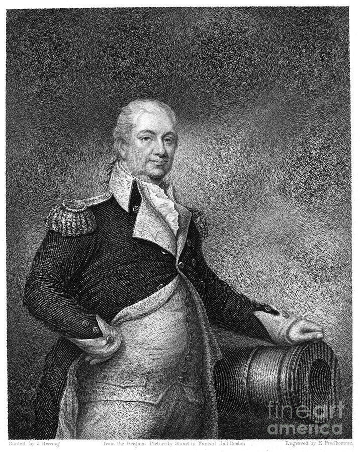 Henry Knox (1750-1806) Photograph