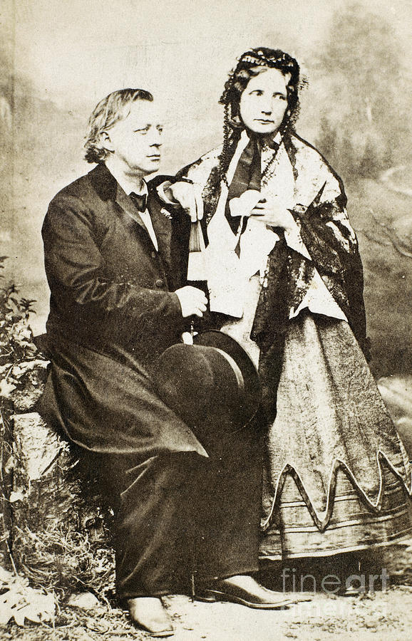 Henry Ward Beecher Photograph