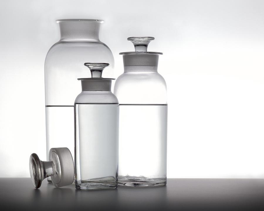 3 Jars Photograph