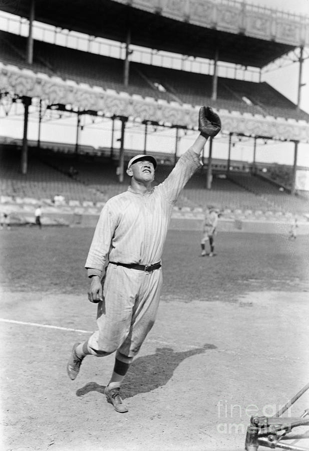 Jim Thorpe (1888-1953) Photograph  - Jim Thorpe (1888-1953) Fine Art Print