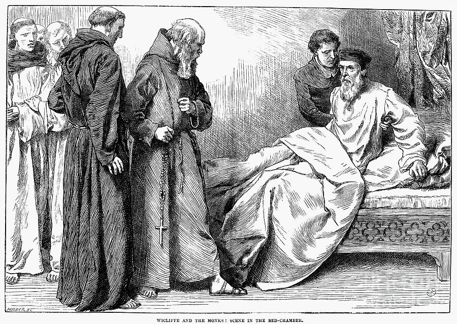 John Wycliffe (1320?-1384) Photograph