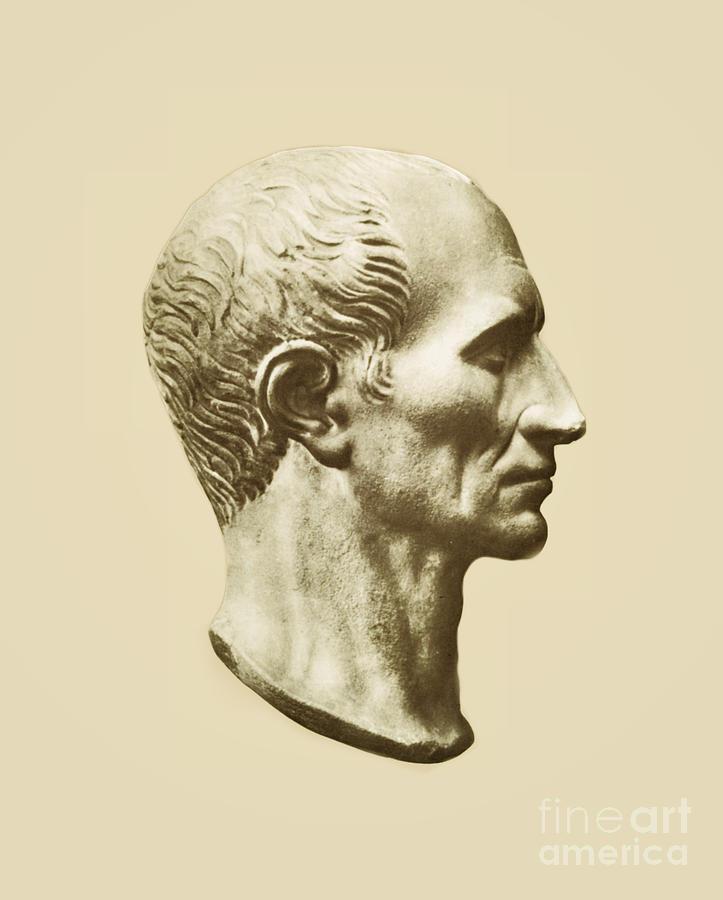 Julius Caesar (100BC - 44BC)