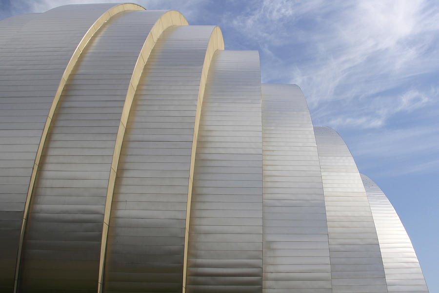 Kauffman Center For Performing Arts Photograph  - Kauffman Center For Performing Arts Fine Art Print