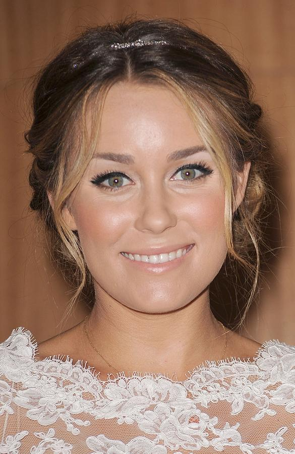 Lauren Conrad At In-store Appearance Photograph