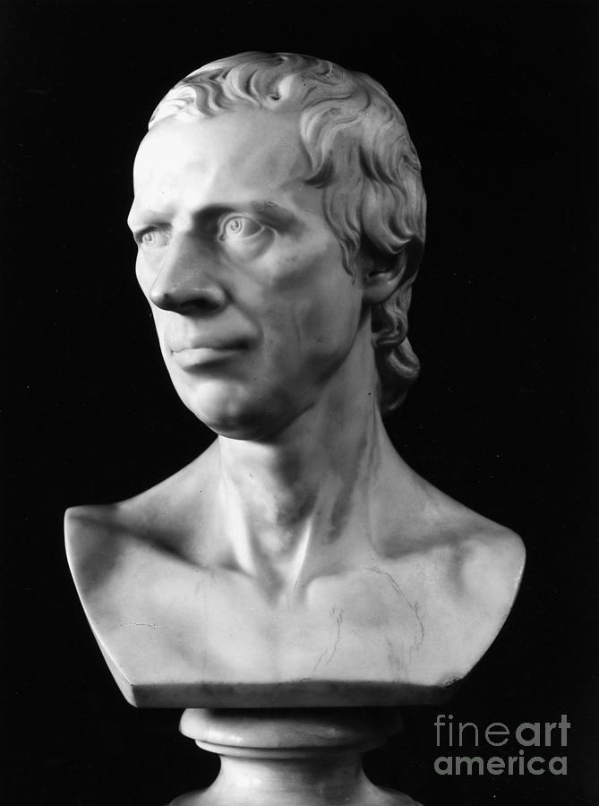 Laurence Sterne (1713-1768) Photograph