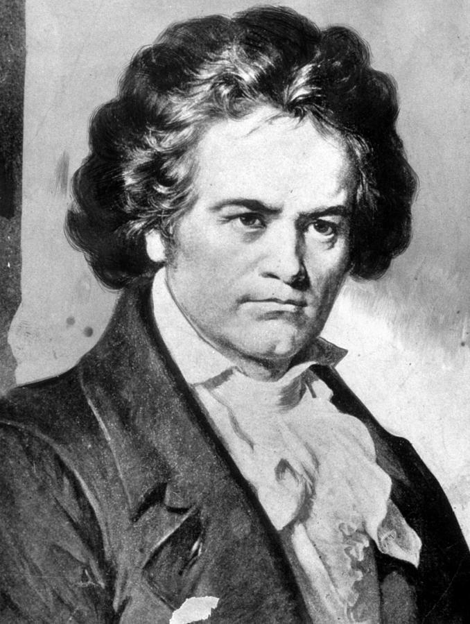 Ludwig Van Beethovencsueverett Photograph