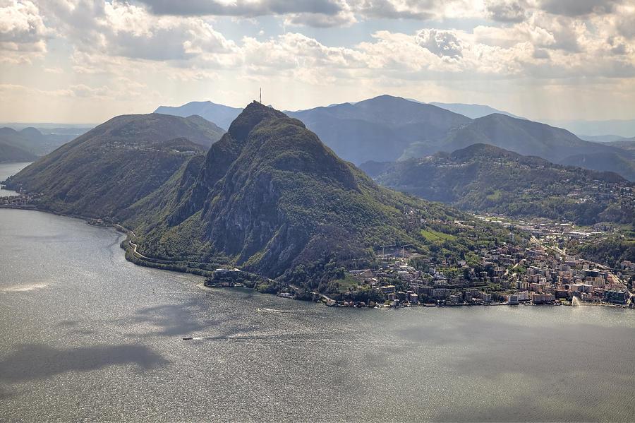 Lugano Photograph
