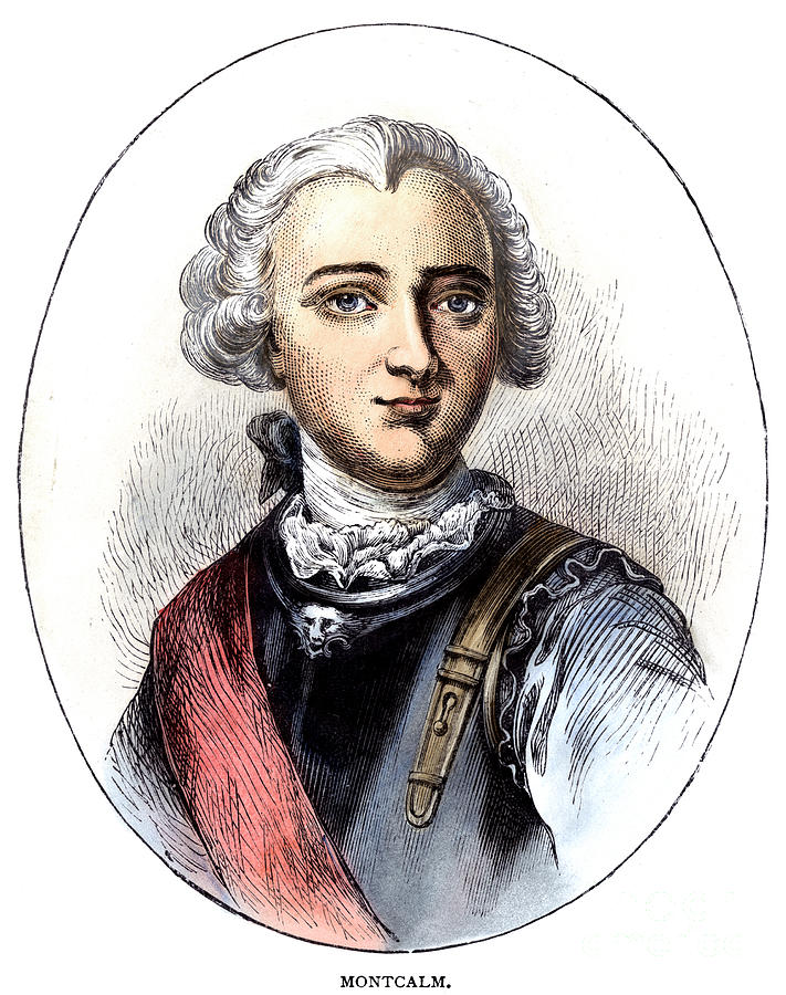 montcalm men The role of marquis de montcalm in the history of the united states of america.