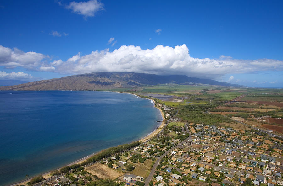 Maui Aerial Photograph