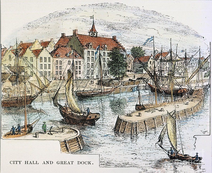 New Amsterdam Photograph