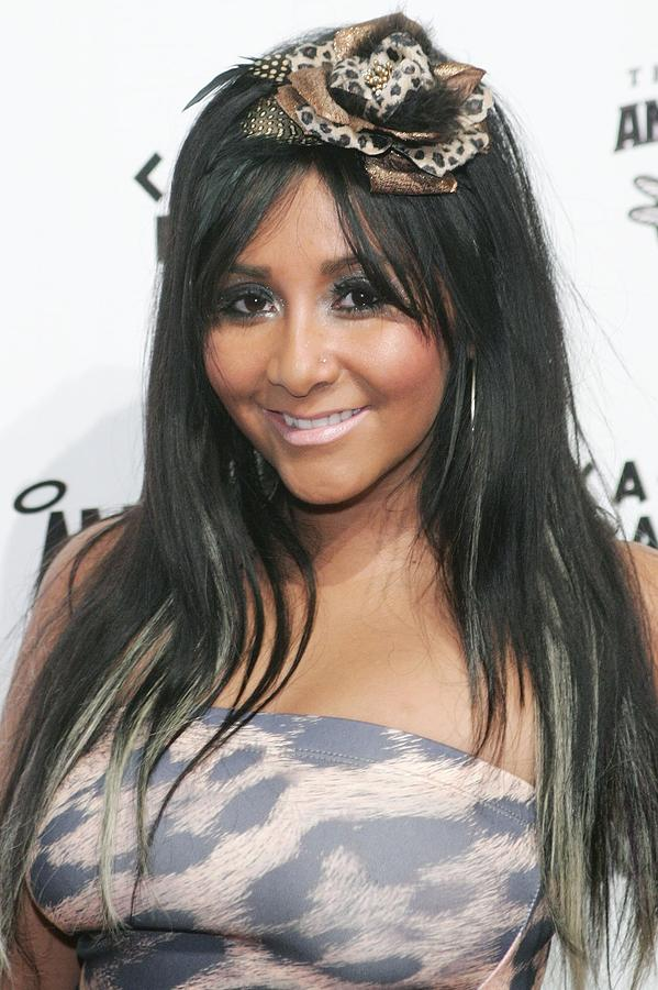 Nicole Snooki Polizzi At Arrivals Photograph  - Nicole Snooki Polizzi At Arrivals Fine Art Print