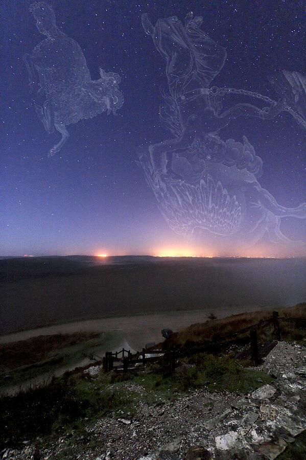 Night Sky Photograph