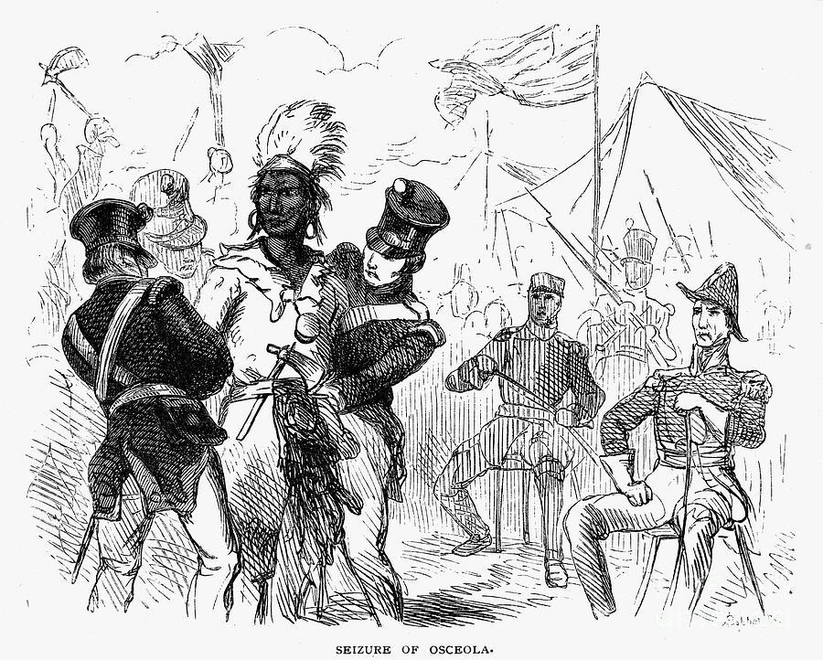 Osceola (1800?-1838) Photograph