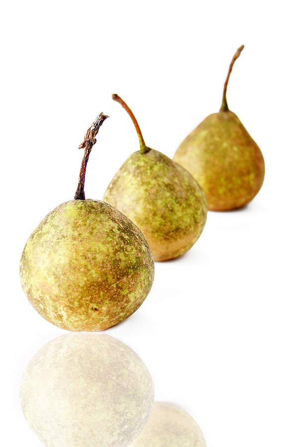 3 Pears Photograph