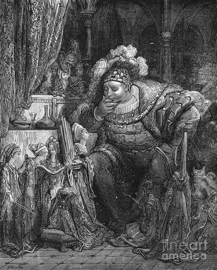 16th Century Photograph - Rabelais: Pantagruel by Granger
