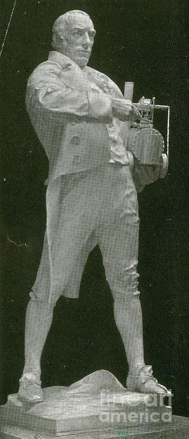 Richard Trevithick, English Inventor Photograph