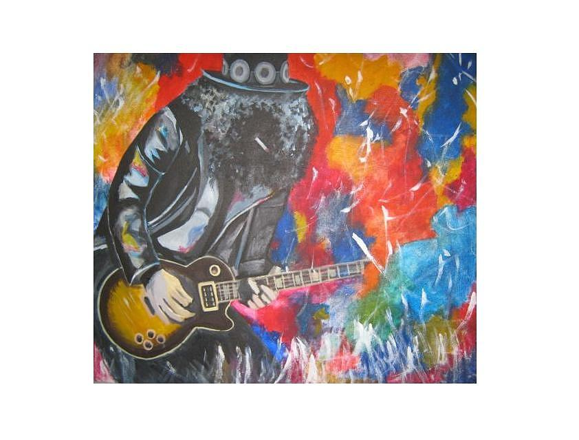 Slash Painting