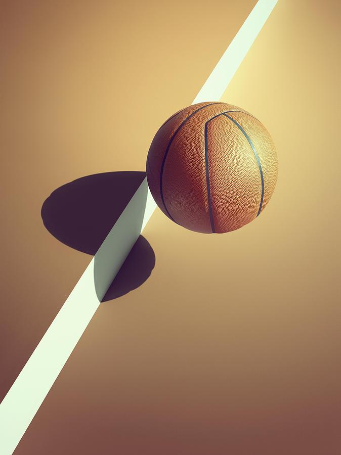 Sports Shadow Photograph