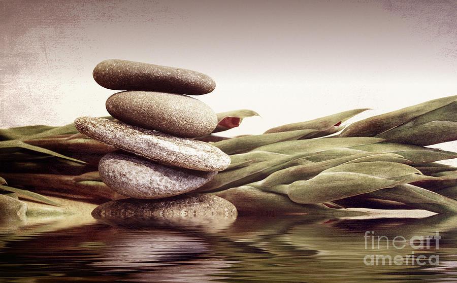 Stones Photograph