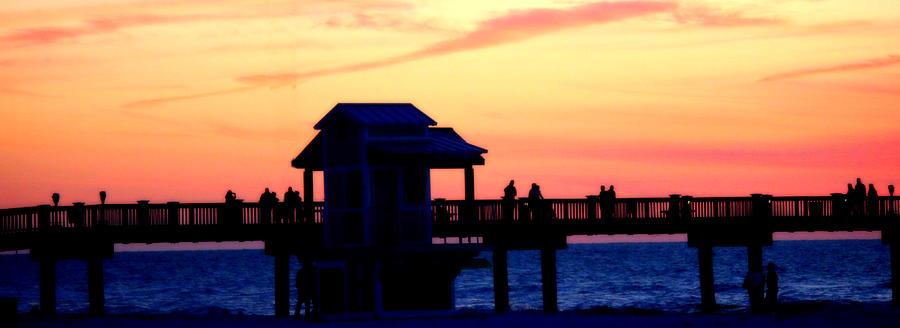 Photograph - Sunset by Shweta Singh