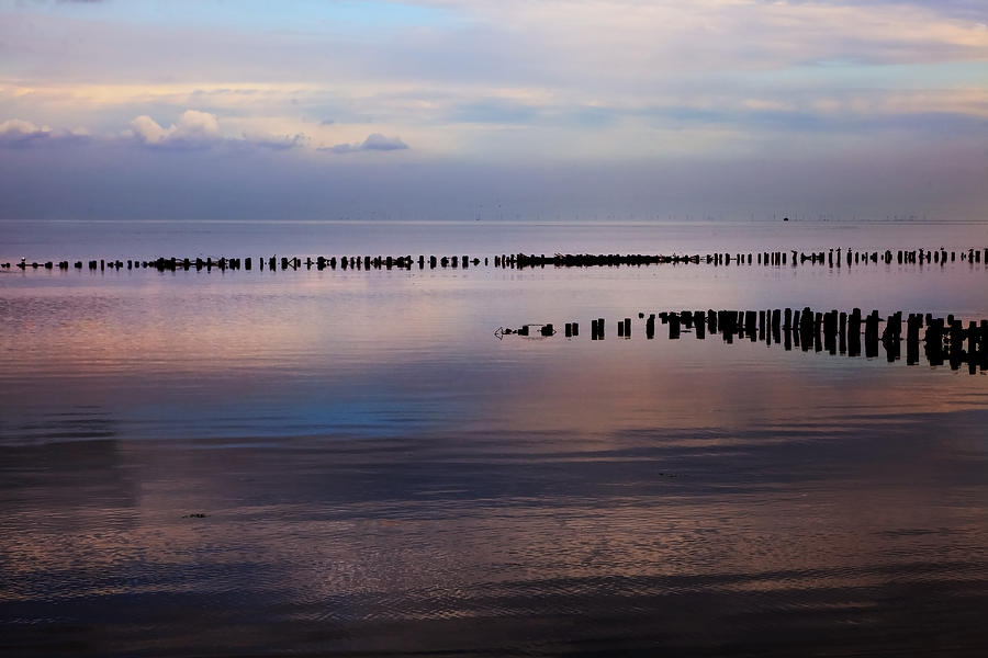Wadden Sea Photograph - Sylt by Joana Kruse