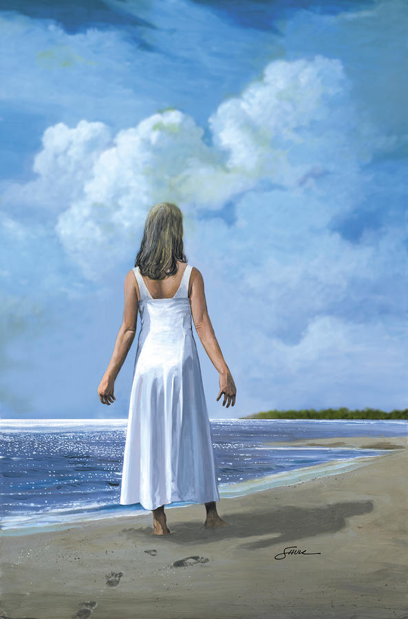 The Awakening Painting