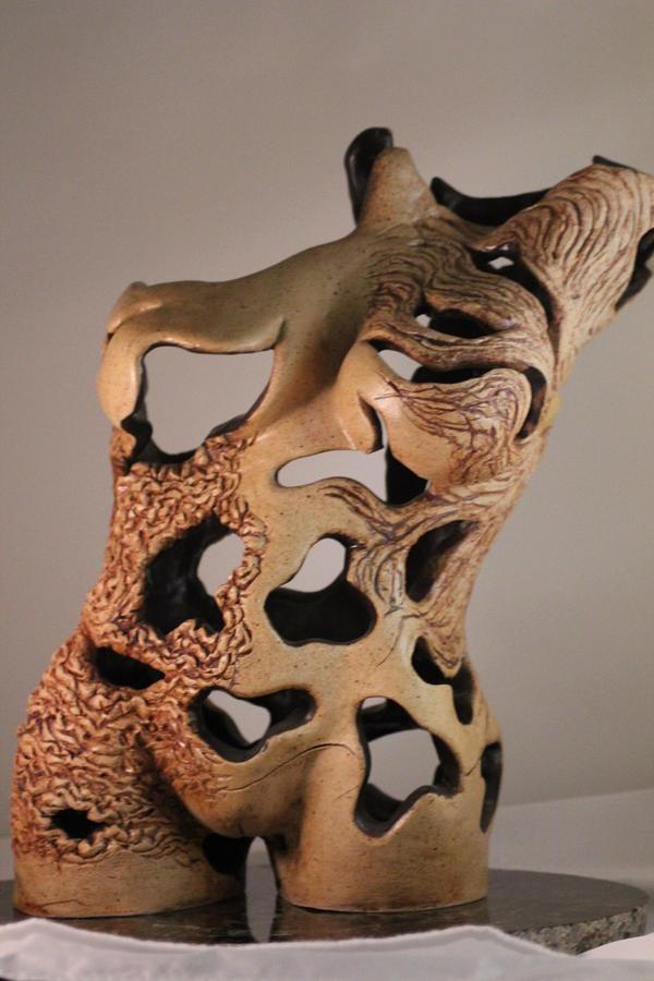 Trois Sculpture