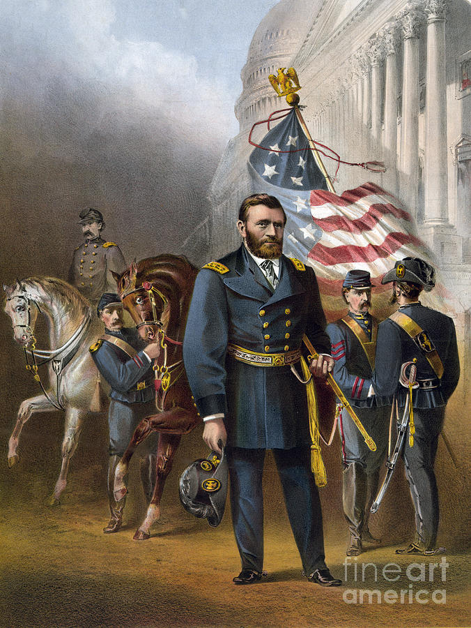grant a biography essay For much of his life, grant failed at every occupation he tried but his remarkable talents as a soldier and leader saved his country from falling apart.