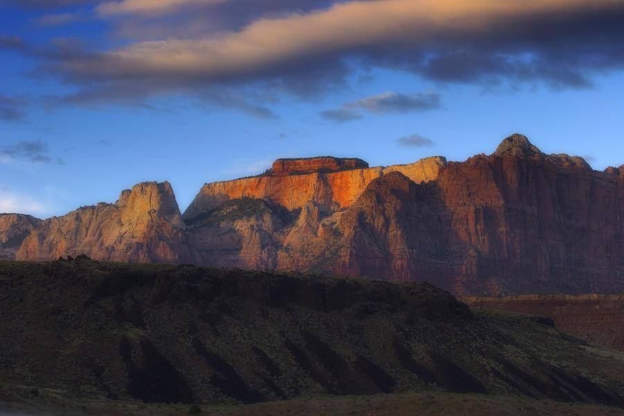Zion National Park Utah Photograph