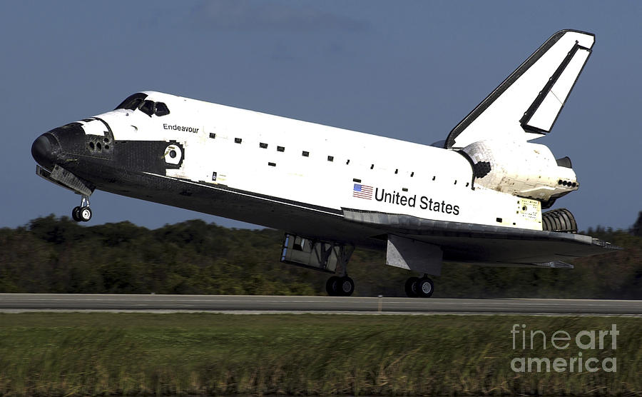 images of space shuttle endeavour - photo #35