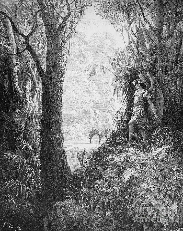 Milton: Paradise Lost Photograph