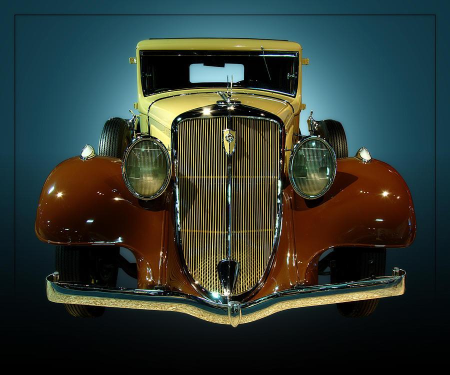 33 Studebaker Photograph