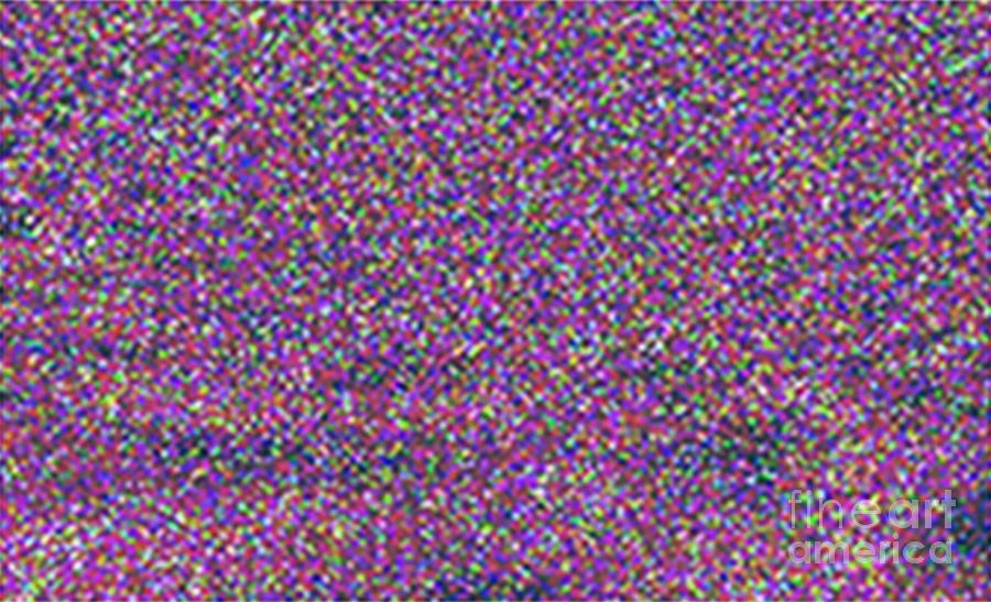 3d Image Stereogram By Stanley Morganstein