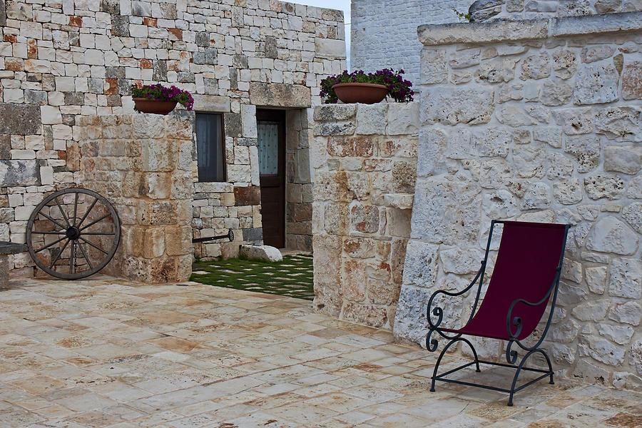 Alberobello - Apulia Photograph