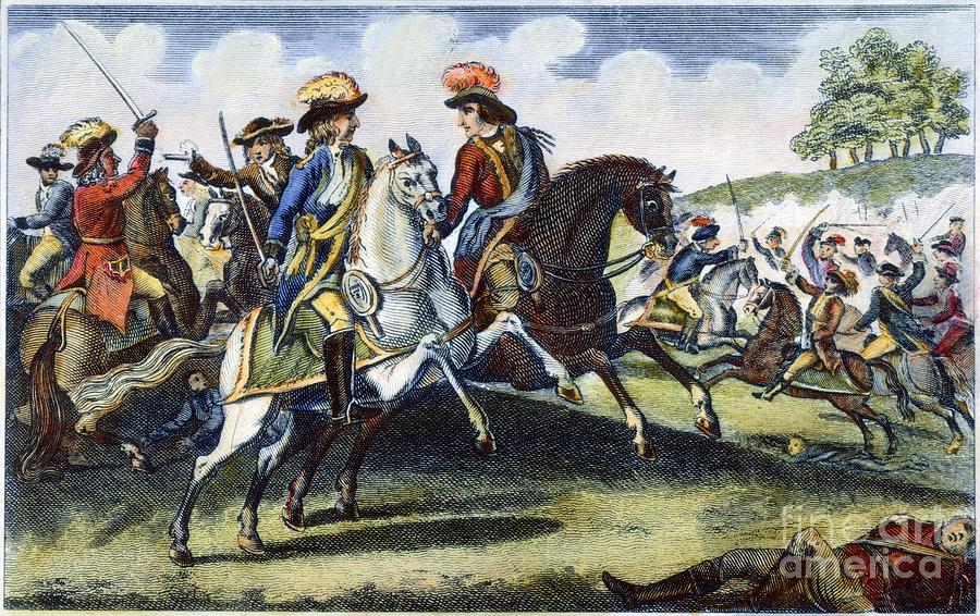 Image result for battle of naseby