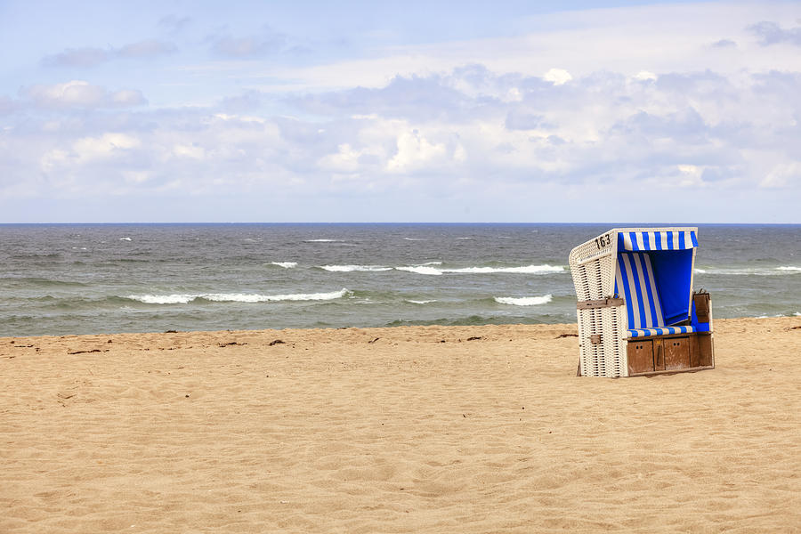Beach Chair Photograph