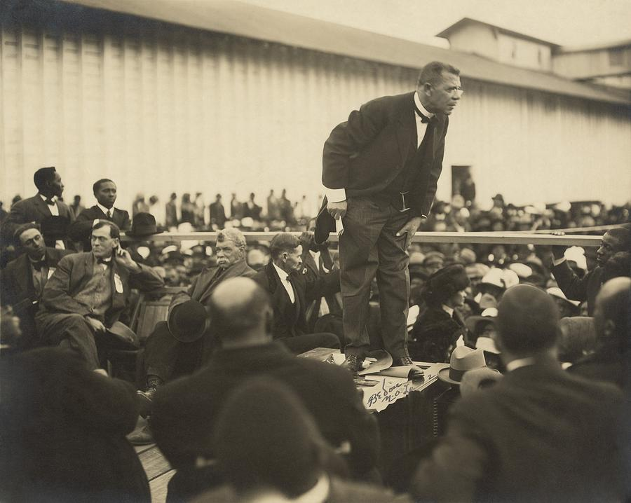 Booker T. Washington 1856-1915 Photograph