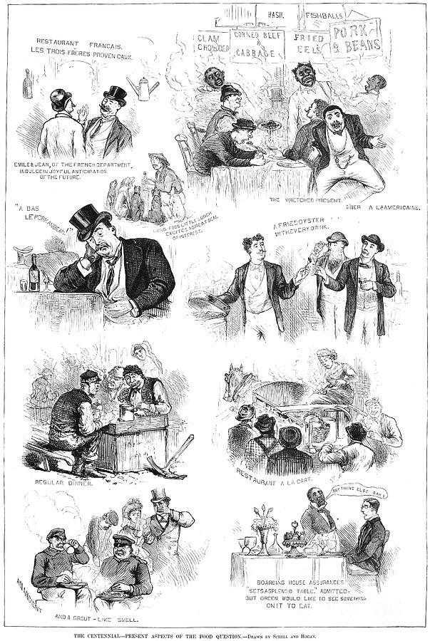 Centennial Fair, 1876 Photograph