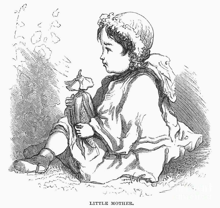 Children: Types Photograph