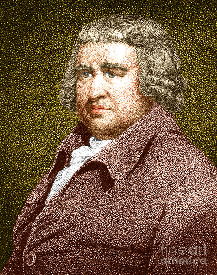 Erasmus Darwin, English Polymath Photograph  - Erasmus Darwin, English Polymath Fine Art Print