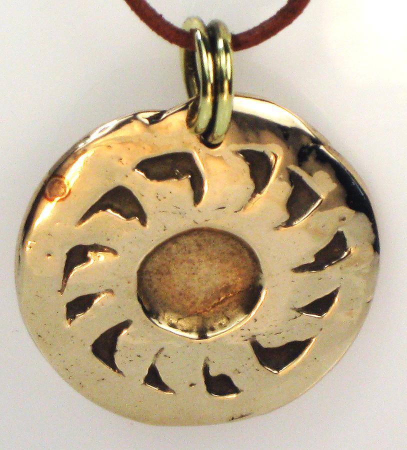 Esprit Del Sol - Southwest Sun Spirit Necklace Jewelry