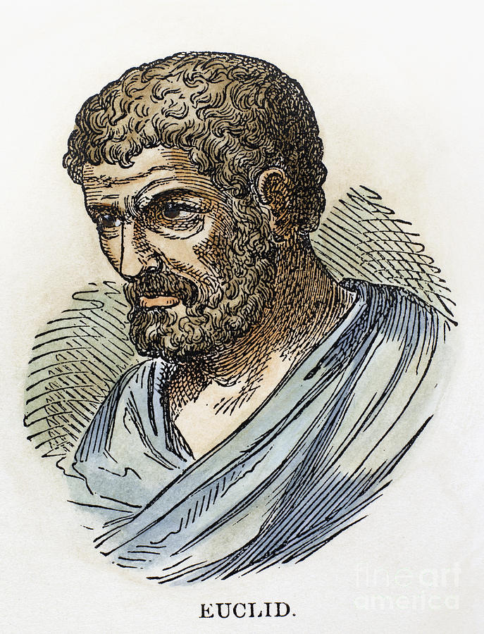 a biography of euclid an ancient greek mathematician Euclid was a greek mathematician three centuries before christ, who taught at the ancient library of alexandria and laid out the principles that came to define.