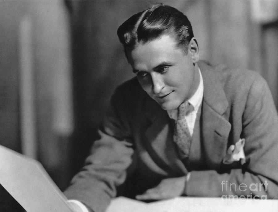 F. Scott Fitzgerald Photograph