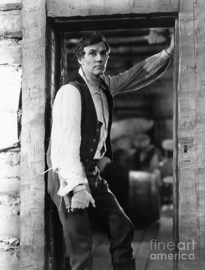Film Still: Abraham Lincoln Photograph