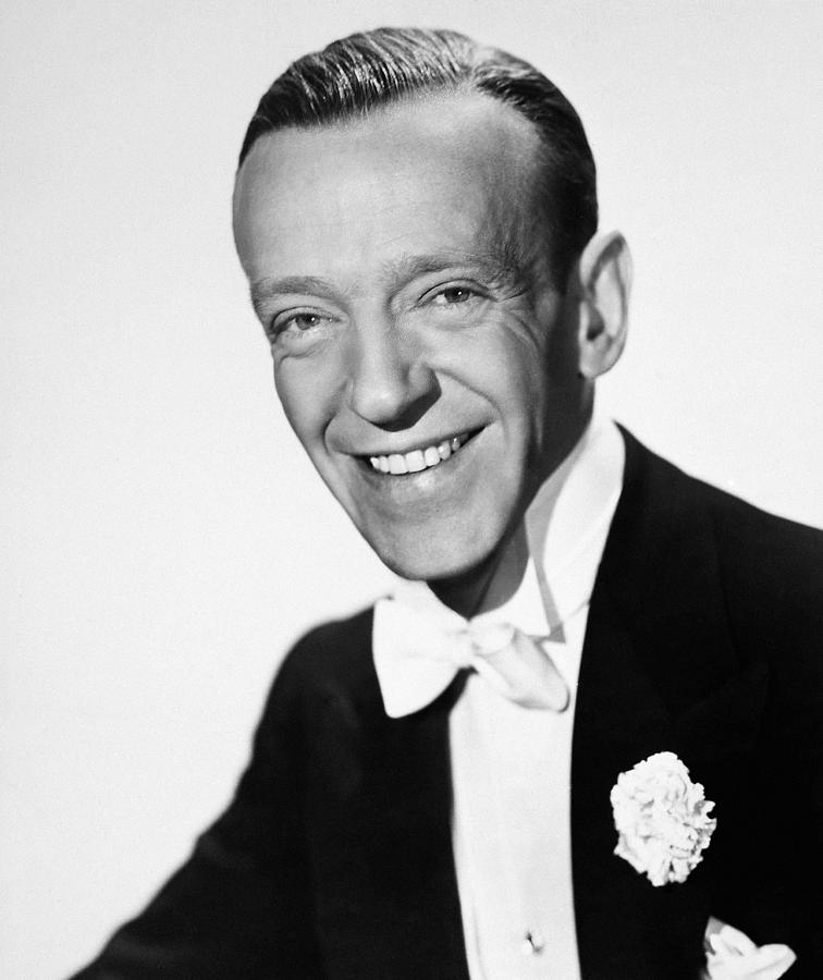 Fred Astaire Astaire was born Frederic quot