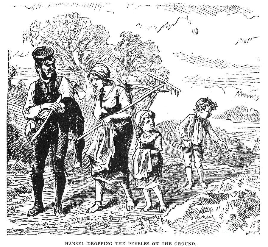 hansel and gretel original story pdf