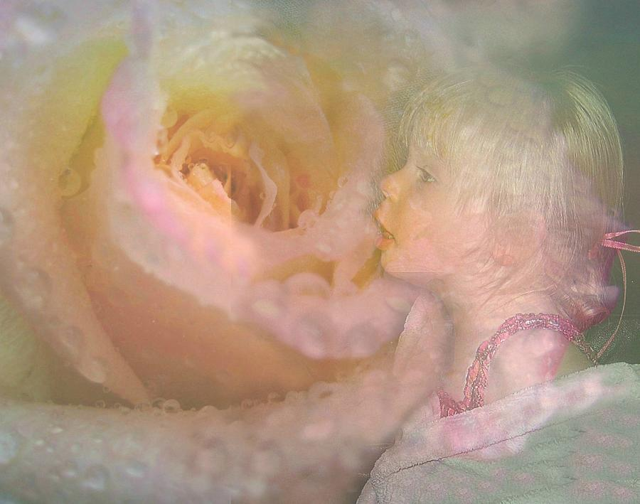 Innocent Beauty Photograph  - Innocent Beauty Fine Art Print
