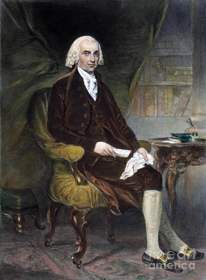 James Madison (1751-1836) Photograph
