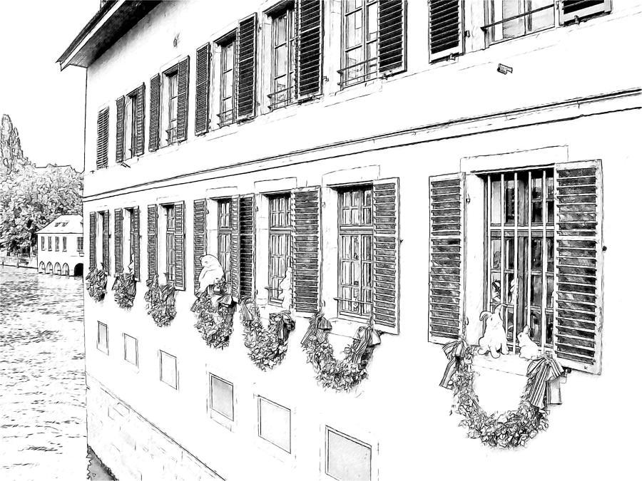 La Petite France Strasbourg France Photograph
